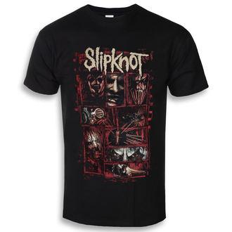 tricou stil metal bărbați Slipknot - Sketch Boxes - ROCK OFF, ROCK OFF, Slipknot