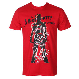tricou cu tematică de film bărbați Noční můra z Elm Street - Freddy Krueger - HYBRIS, HYBRIS
