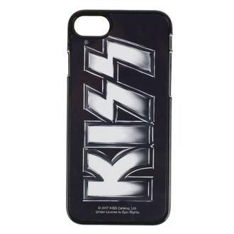 Husă pentru telefon (iphone 7) Kiss - Logo - HYBRIS, HYBRIS, Kiss