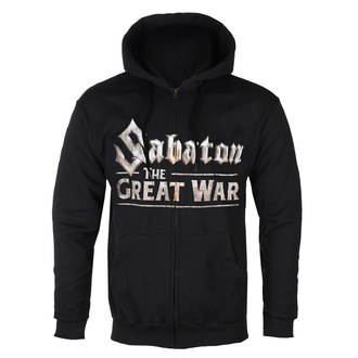 hanorac cu glugă bărbați Sabaton - The great war - NUCLEAR BLAST - 27960_HZ