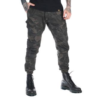 Pantaloni bărbătești BRANDIT - Ray - 1018-darkcamo