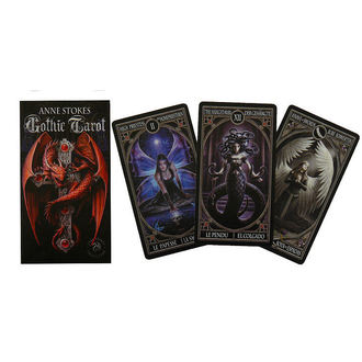 Cărţi de tarot Anne Stokes - Gothic Tarot, ANNE STOKES