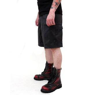 pantaloni scurți bărbați SURPLUS - LUPTĂ MIC DE STATURA - NEGRU - 05-5581-03