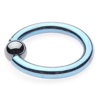 Bijuterie piercinge - Metallic Blue - 6mm