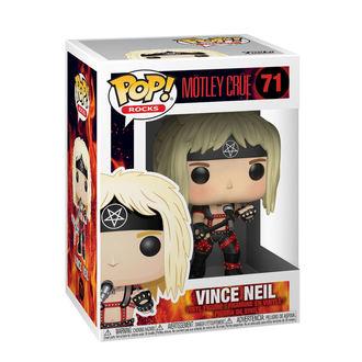 Statuetă/Figurină Mötley Crüe - POP! - Rocks- Vince Neil, POP, Mötley Crüe