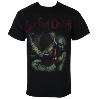 tricou stil metal bărbați Six Feet Under - Sacrificial Kill - ART WORX, ART WORX, Six Feet Under