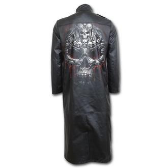 Palton bărbătesc SPIRAL - DEATH BONES - Gothic, SPIRAL