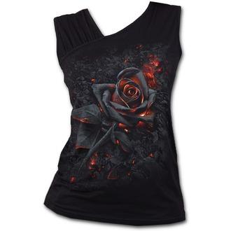 Maieu damă SPIRAL - BURNT ROSE - Black, SPIRAL