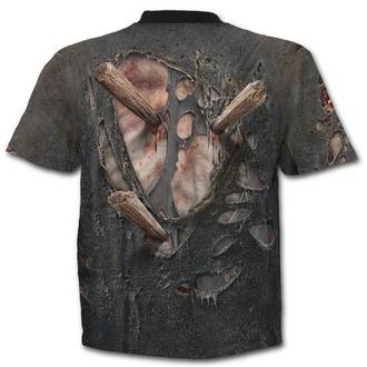tricou bărbați - ZOMBIE WRAP - SPIRAL