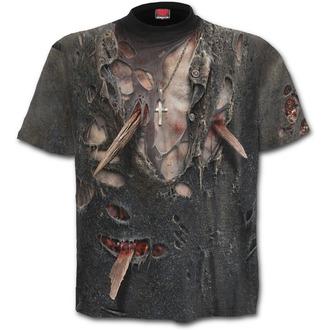 tricou bărbați - ZOMBIE WRAP - SPIRAL, SPIRAL