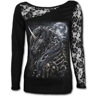 tricou femei - DARK UNICORN - SPIRAL, SPIRAL