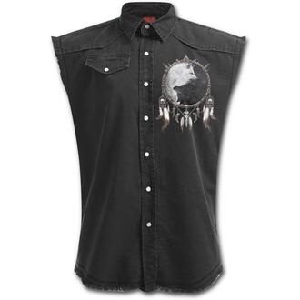 Bluză bărbătească fără mâneci SPIRAL - WOLF CHI, SPIRAL