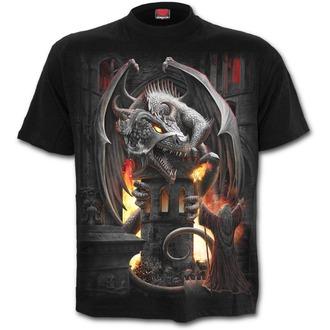 tricou bărbați - KEEPER OF THE FORTRESS - SPIRAL, SPIRAL