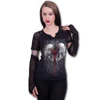 tricou femei - LOVE AND DEATH - SPIRAL, SPIRAL