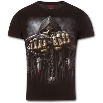 tricou bărbați - GAME OVER - SPIRAL, SPIRAL