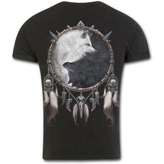 tricou bărbați - WOLF CHI - SPIRAL, SPIRAL