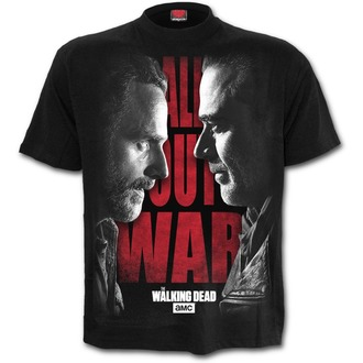 tricou cu tematică de film bărbați The Walking Dead - ALL OUT WAR - SPIRAL, SPIRAL