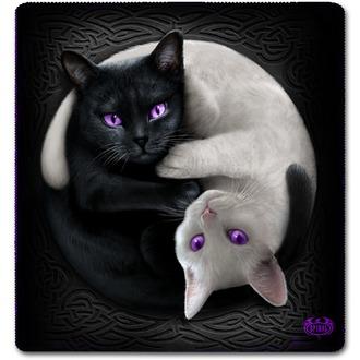 Pătură SPIRAL - YIN YANG CATS, SPIRAL