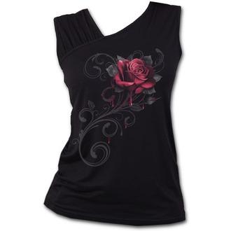 Maieu damă SPIRAL - ROSE SLANT - Black, SPIRAL