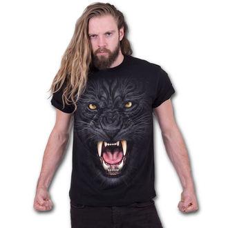 tricou bărbați - TRIBAL PANTHER - SPIRAL, SPIRAL