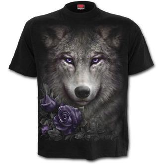 tricou bărbați - WOLF ROSES - SPIRAL, SPIRAL