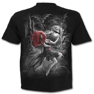 tricou bărbați - QUEEN OF THE NIGHT - SPIRAL, SPIRAL