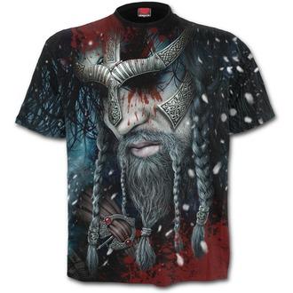 tricou bărbați - VIKING WRAP - SPIRAL, SPIRAL