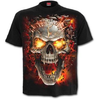 tricou bărbați - SKULL BLAST - SPIRAL, SPIRAL