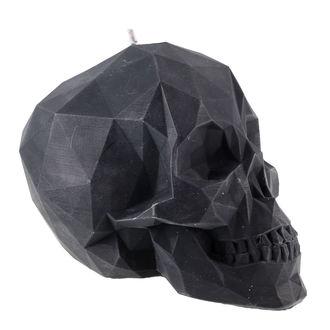 lumânare Craniu - Negru, NNM