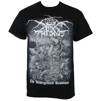 tricou stil metal bărbați Darkthrone - UNDERGROUND - Just Say Rock, Just Say Rock, Darkthrone