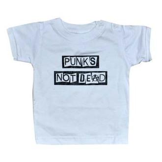 tricou stil metal copii - Punk's Not Dead - ROCK DADDY - 16007-008, ROCK DADDY