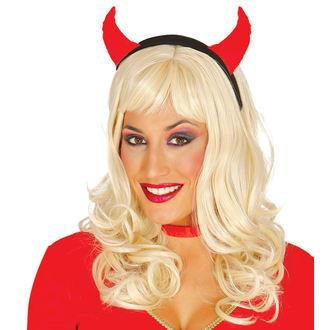Bentiţă HALLOWEEN RED SHE-DEVIL