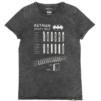 tricou cu tematică de film bărbați Batman - ANTRACITE -