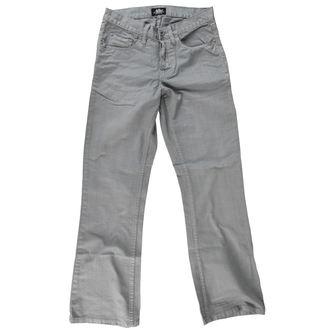 pantaloni bărbați ADIO - EPOCĂ POTRIVI GRI DENIM, ADIO