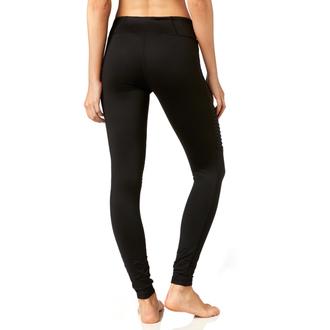 Pantaloni damă (Colanți) FOX - Moto - Black, FOX