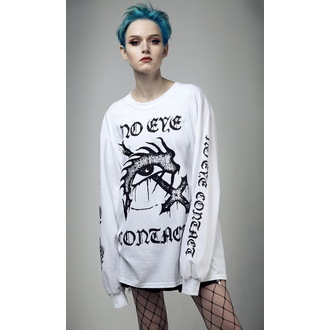 tricou hardcore unisex - No Eye Contact - DISTURBIA, DISTURBIA
