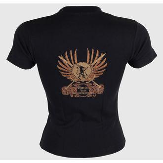 tricou stil metal femei Cataract - GS 4111 - TRASHMARK, TRASHMARK, Cataract