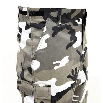 Pantaloni bărbaţi SURPLUS - RANGER TROUSER - WHITE camo - 05-3581-26