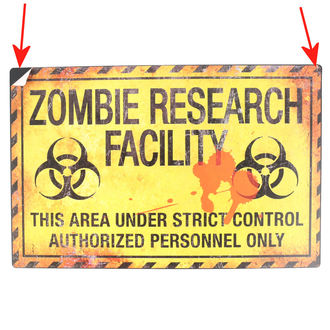 semne zombie Cercetare facilitate - D2677G6 - DETERIORATĂ