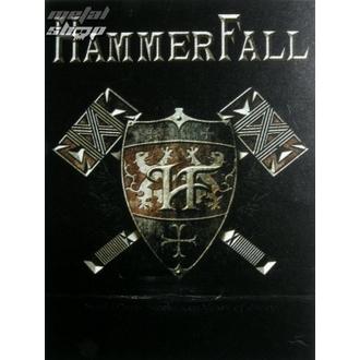 Steag Hammerfall - Steel meets Steel, HEART ROCK, Hammerfall