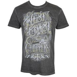 tricou bărbați - CUSTOM LOGO - West Coast Choppers, West Coast Choppers