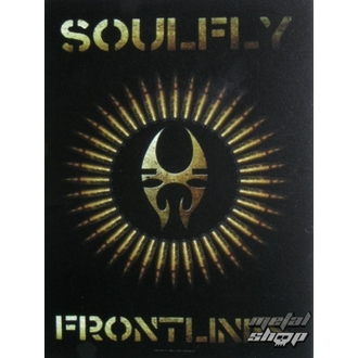 steag Soulfly - Frontlines, HEART ROCK, Soulfly