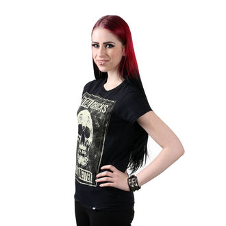 Tricou damăMETAL CHICKS DO IT BETTER, METAL CHICKS DO IT BETTER