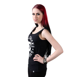 Maieu femei Metal chicks do it better - Skull, METAL CHICKS DO IT BETTER
