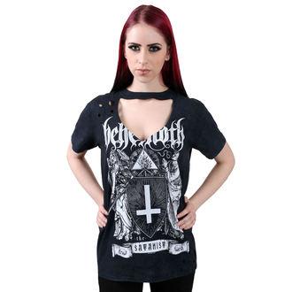 tricou stil metal femei Behemoth - SATANIST - PLASTIC HEAD, PLASTIC HEAD, Behemoth
