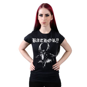 tricou stil metal femei Bathory - Goat - PLASTIC HEAD, PLASTIC HEAD, Bathory