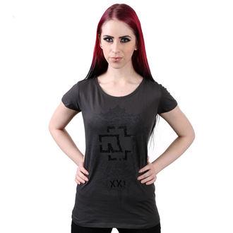 tricou stil metal femei Rammstein - dark grey - RAMMSTEIN, RAMMSTEIN, Rammstein