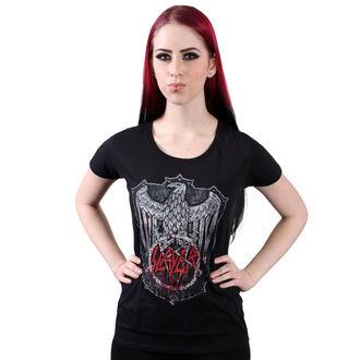 tricou stil metal femei Slayer - Bloody Shield - ROCK OFF, ROCK OFF, Slayer