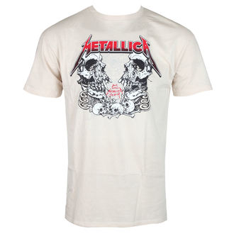 tricou stil metal bărbați Metallica - AMPLIFIED - AMPLIFIED, AMPLIFIED, Metallica