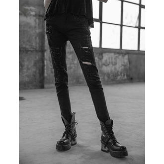 Pantaloni scurți damă PUNK RAVE - Girl Stalker, PUNK RAVE